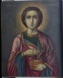 Икона Пантелеймона, фото №3