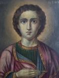 Икона Пантелеймона, фото №4
