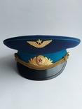 Фуражка ВВС СССР. 55 размер., фото №2