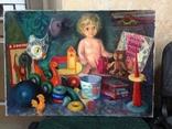 Анины игрушки Золотарев Евгений Николаевич (1930-2001), фото №2