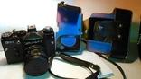 Фотоаппарат Зенит 12 сд с объективом HELIOS-44М-4 (Гелиос) + футляр, фото №4