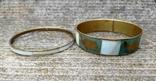 Браслет перламутр, 7 см. диаметр. 2 шт., фото №4