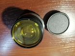 Объектив Индустар и - 61, светофильтр желтый, фото №3