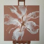 Картина/ живопис/ абстракція Fluid Art #79 acrylic, фото №6