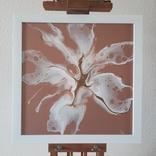 Картина/ живопис/ абстракція Fluid Art #79 acrylic, фото №7