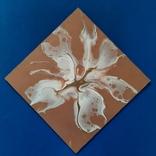 Картина/ живопис/ абстракція Fluid Art #79 acrylic, фото №10