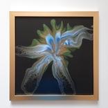 Картина/ живопис/ абстракція Fluid Art #81 acrylic, фото №2