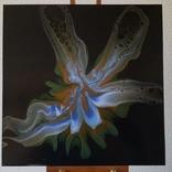 Картина/ живопис/ абстракція Fluid Art #81 acrylic, фото №4