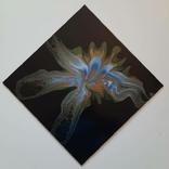 Картина/ живопис/ абстракція Fluid Art #81 acrylic, фото №7