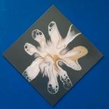 Картина/ живопис/ абстракція Fluid Art #82 acrylic, фото №7