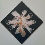 Картина/ живопис/ абстракція Fluid Art #82 acrylic, фото №9