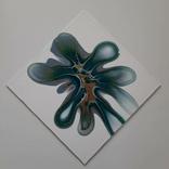 Картина/ живопис/ абстракція Fluid Art #83 acrylic, фото №7