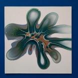 Картина/ живопис/ абстракція Fluid Art #83 acrylic, фото №9