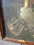 Венчальная пара под стеклом, фото №7