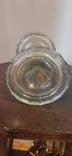 Стеклянный низ от лампы, фото №4