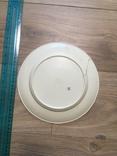 Настенная пластмассовая тарелка с изображением дамы, фото №7