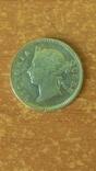 5 центов 1899 г. Гонк - Конг. Королева Виктория., фото №4