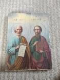 Икона Петра и Павла, фото №2