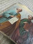 Икона Петра и Павла, фото №5
