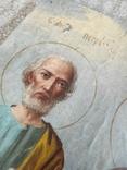 Икона Петра и Павла, фото №6
