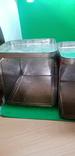 Банки (емкости) жестяные для сыпучих продуктов (круп) ссср, фото №5