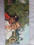 Картина хлопець з дівчиною., фото №8
