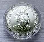 1-я монета в серии Красноспинный паук Австралия лот 2, фото №7
