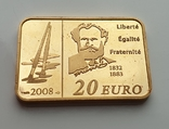 20евро, 2008 - Франция тираж 500 шт., фото №6