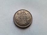 Канада 50 центов 1957 / серебро, фото №2