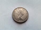 Канада 50 центов 1957 / серебро, фото №3