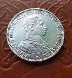 3 марки 1914 Пруссия мундир, фото №2