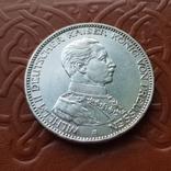 3 марки 1914 Пруссия мундир, фото №4