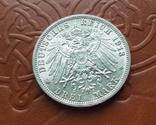 3 марки 1913 Пруссія Пруссия, фото №7