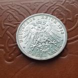 3 марки 1913 Пруссія Пруссия, фото №9