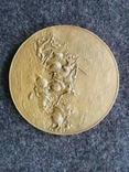 Настольная медаль Владислав Ягайло 1386-1434, Грюнвальд 1410г., фото №4