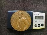 Настольная медаль Владислав Ягайло 1386-1434, Грюнвальд 1410г., фото №6