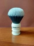 Помазок Yaqi Brush Resin Handle R1729-30. Синтетика., фото №2