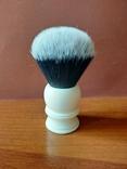 Помазок Yaqi Brush Resin Handle R1729-30. Синтетика., фото №4