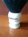 Помазок Yaqi Brush Resin Handle R1729-30. Синтетика., фото №6