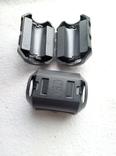 Ферритовый фильтр Panasonic, новый, пара для сетевых кабелей!, фото №2