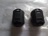 Ферритовый фильтр Panasonic, новый, пара для сетевых кабелей!, фото №4