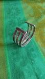 Браслет с серебрением, фото №3