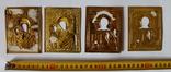 Оклады (7,9 см х 10 см) под реставрацию, фото №5
