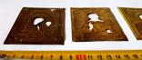 Оклады (7,9 см х 10 см) под реставрацию, фото №8