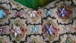 Сумка Leko London расшитая бусинками и бисером, фото №5