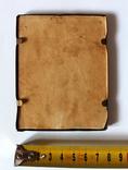 Богородица Казанская (7,8 см х 10 см) под реставрацию, фото №5