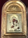Икона Богородица Иверская, фото №5