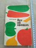 Все об овощах 1980р, фото №2