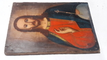 Икона Иисуса Хреста. ( дерево)3, фото №9
