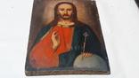 Икона Иисуса Хреста. ( дерево)3, фото №10